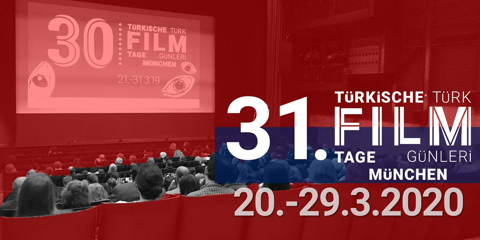 Headergrafik Türkische Filmtage 2020